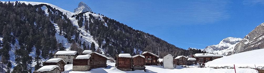 Zermatt-Furi-Weg