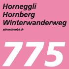 Horneggli-Hornberg-Winterwanderweg