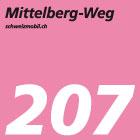 Mittelberg-Weg