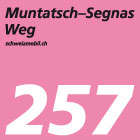 Muntatsch-Segnas-Weg