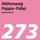 Höhenweg Foppa-Fidaz