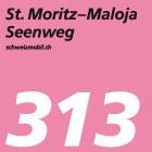 St. Moritz-Maloja-Seenweg