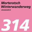 Morteratsch-Winterwanderweg