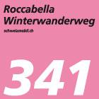 Roccabella-Winterwanderweg