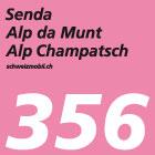 Senda Alp da Munt–Alp Champatsch