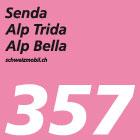 Senda Alp Trida–Alp Bella