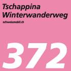 Tschappina-Winterwanderweg