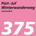 Pürt-Juf-Winterwanderweg