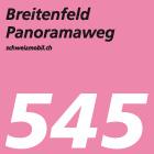 Breitenfeld-Panoramaweg