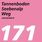 Tannenboden-Seebenalp-Weg