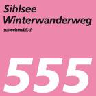 Sihlsee-Winterwanderweg