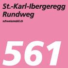 St.-Karl-Ibergeregg-Rundweg