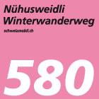 Nühusweidli-Winterwanderweg