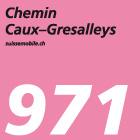 Chemin Caux–Gresalleys